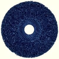 "115mm (4 1/2"") silicon carbide surface blending disc for concrete"