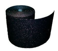 115mm Silicon carbide abrasive foam backed roll with anti-clogging lubricant