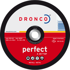 115 mm Dronco Attack Grinding Discs
