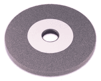 230mm x 10mm  x 32mm PA 60 MV. Wide Bandsaw Sharpening Grinding Wheels