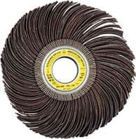250mm  x 50mm x 43.1mm MM650 Extra long flap mop wheels. Price per 2