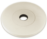 300 x 25 x 127mm Tyrolit White Grinding  Wheels