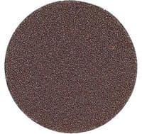 """300mm (12"""") No-hole Aluminium oxide hook and loop backed sanding discs.  NEW! Price per 5."""