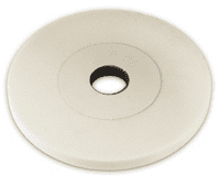 350 x 50 x 127mm Tyrolit White  Abrasive Grinding Wheels.