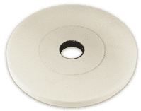 400 x 13 x 203.2mm White Grinding Wheels.