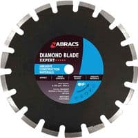 457mm x 10mm x 25.4mm Expert Abrasive Construction Materials Floor Diamond Blade.