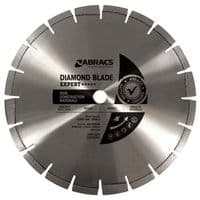 457mm x 10mm x 25.4mm Expert Diamond Blade. Dual Construction Materials.