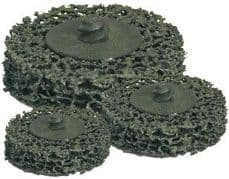 75 mm Roloc Type Poly Discs