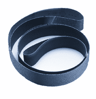 75mm x 2000mm Sanding belt. Zirconia abrasive. Price per belt.
