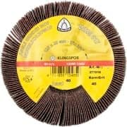 Angle grinder mop flap wheel. 115mm. Price each.