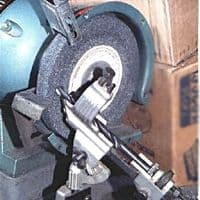 Drill grinding wheels