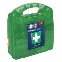 First Aid Kit Small - BS 8599-1 Compliant. SFA01S