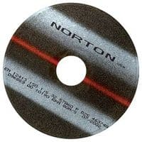 Norton non-reinforced cut-off discs 100mm diameter. Price per 25