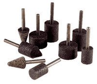 Organic Bonded Mounted Points & Wheels