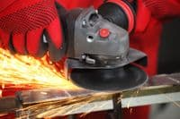 Practical training course in grinding and cutting with angle grinders, petrol saws and cut-off saws