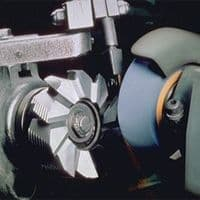 Tool and cutter grinding wheels