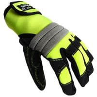 VibePro Performance Power Tool Gloves Size L