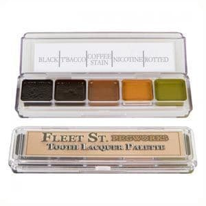 Fleet Street Tooth Lacquer Palette