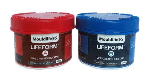 Life form® Life Casting Silicone