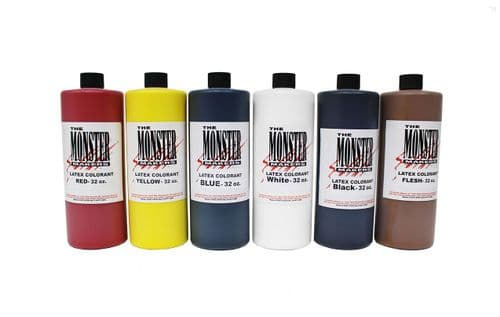 Monster Makers Pigments