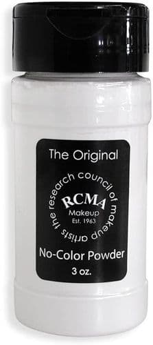 RCMA No Colour Powder 85g