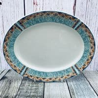 Churchill Ports of Call Kabul Oval Serving Platter
