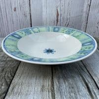 """Churchill Ports of Call Sussex Rimmed Bowl, 10"""""""