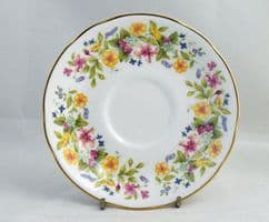 Colclough Hedgerow, Pattern Code 8682, Saucers for the Standard Sized Cups