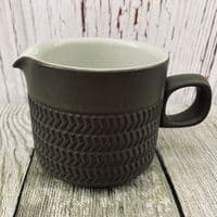 Denby Chevron Cream Jug (Large)