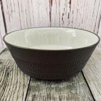 Denby Chevron Soup/Cereal Bowl
