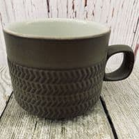 Denby Chevron Tea Cup