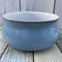 Denby Colonial Blue Salad/Fruit Serving Bowl