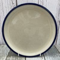 Denby Cook & Dine Salad/Breakfast Plate (Royal Blue)