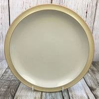 Denby Fire Yellow Dinner Plate