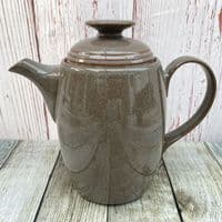 Denby Greystone Coffee Pot (Without Rings)