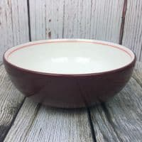 Denby Intro Bistro Red Soup/Cereal Bowl