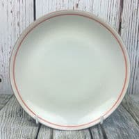 Denby Intro Bistro Red Tea Plate