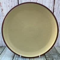 Denby Juice (Lemon) Dinner Plate