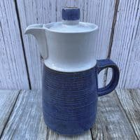 Denby/Langley Chatsworth Coffee Pot, 1.5 Pints
