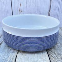 Denby/Langley Chatsworth Open Serving Bowl, 7.25""