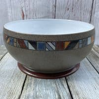 Denby Marrakesh Footed Open Serving Bowl