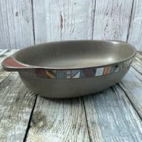 Denby Marrakesh Oval Roasting Dish