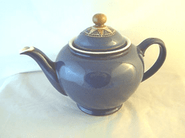 Denby Pottery Boston Spa Teapots