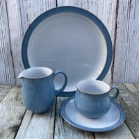 Denby Pottery Colonial Blue