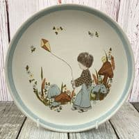 Denby Pottery Dreamweavers Plate (Boy)