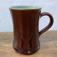 Denby Pottery Homestead Brown 1 Pint Tankard