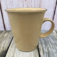 Denby Pottery Juice Small Mug, Lemon