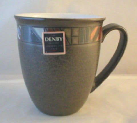 Denby Pottery Marrakesh Coffee Beakers