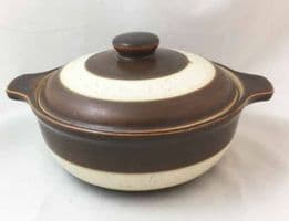 Denby Pottery Rondo Lidded Serving Dishes