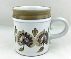 """Denby Pottery """"Six of the Best"""" Mugs"""